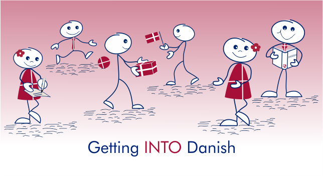 Getting into Danish