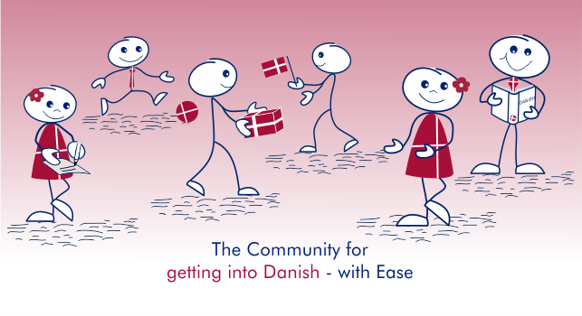 Getting into Danish - with Ease