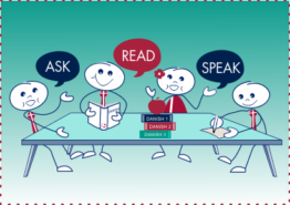 Ask-Read-Speak-Danish