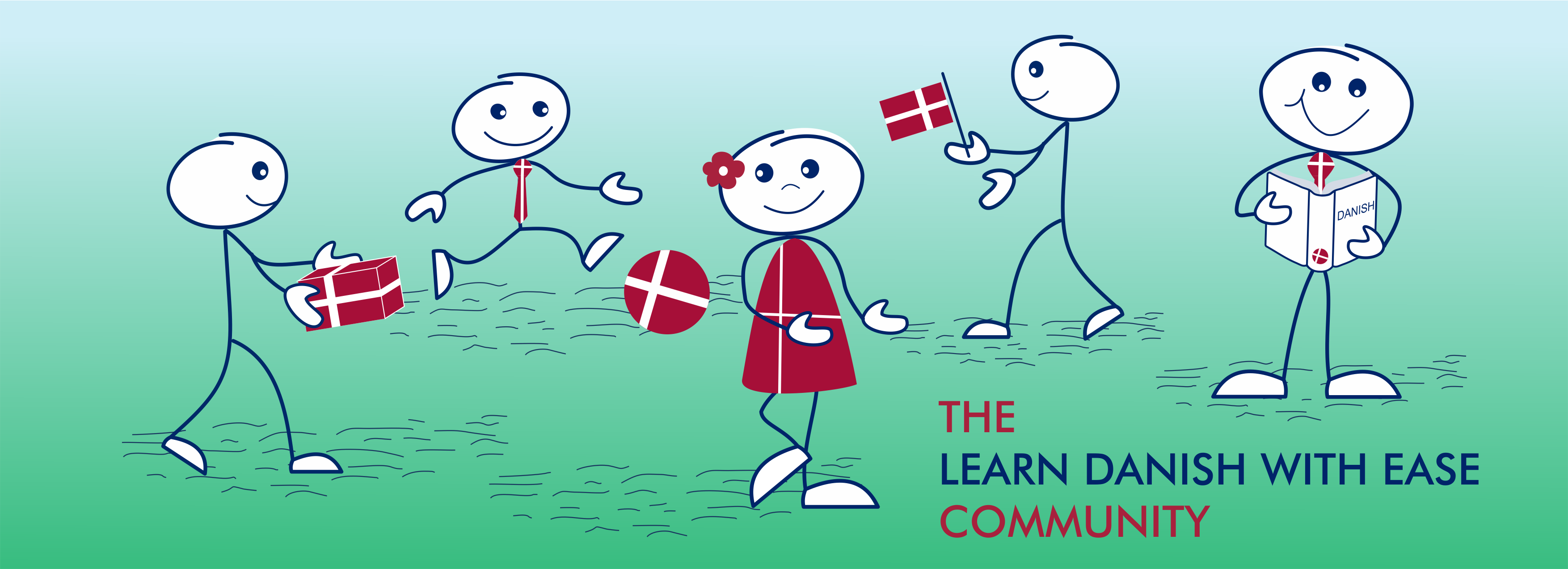 The Learn Danish with Ease Community