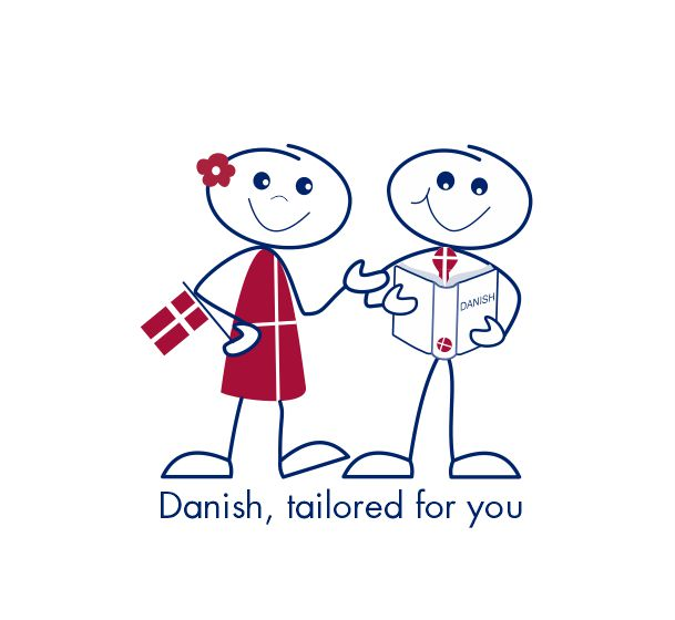 Learn Danish with Ease - Danish, tailored for you